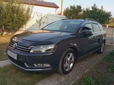 second-hand VW Passat an 2012 . 2000 cm