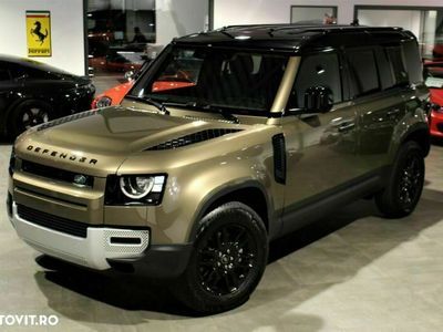 second-hand Land Rover Defender 2.0L
