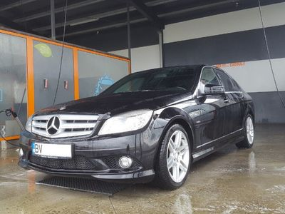 second-hand Mercedes C180 cgi (w204) blueefficiency avantgarde, amg