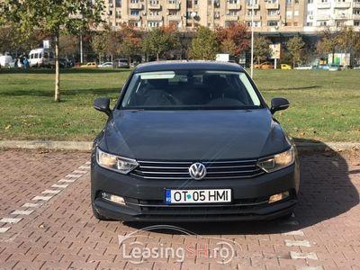 second-hand VW Passat din 2015
