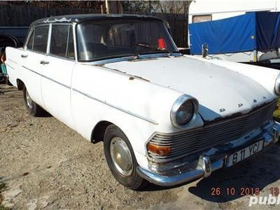 second-hand Opel Rekord 1962
