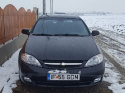 second-hand Chevrolet Lacetti 1.6 an 2007