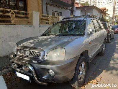 second-hand Hyundai Santa Fe 2.0 Crdi 4x4