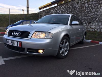 second-hand Audi A6 1.9 tdi RAR efectuat!!