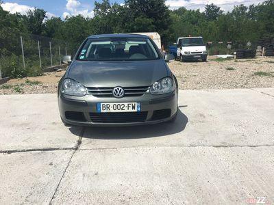 second-hand VW Golf V 2005 1,6 euro 4