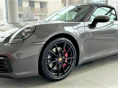 second-hand Porsche 911 Targa