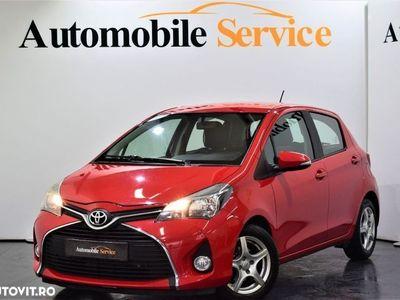 second-hand Toyota Yaris