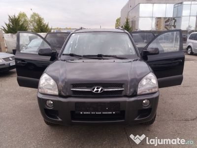 second-hand Hyundai Tucson 2007 2,0 D 4X4 euro 4 clima jante PILOT 6trep