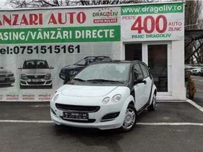 second-hand Smart ForFour 1.5Diesel,2006,Navi,Panorama,Finantare Rate