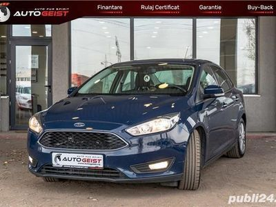 second-hand Ford Focus 2015