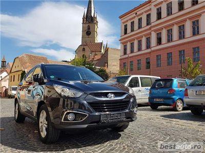 used Hyundai ix35 Automata/panoramic/piele/navi/