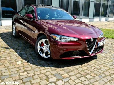 second-hand Alfa Romeo Giulia 2.0