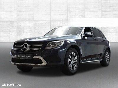 second-hand Mercedes GLC220