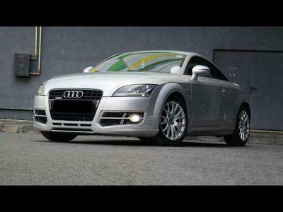 second-hand Audi TT Pachet ABT Sportsline - an 2008, 2.0 Tfsi