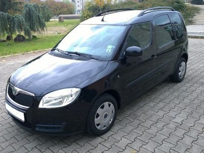 second-hand Skoda Roomster climatronic