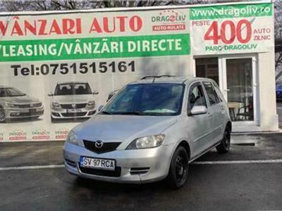 second-hand Mazda 2 1.4Diesel,2004,Finantare Rate