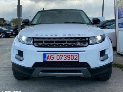 second-hand Land Rover Range Rover evoque 2.2