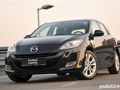 second-hand Mazda 3 2011 Facelift 1.6 Benzina 16V Manuala 90th Anniversary/CREDITARE AUTO