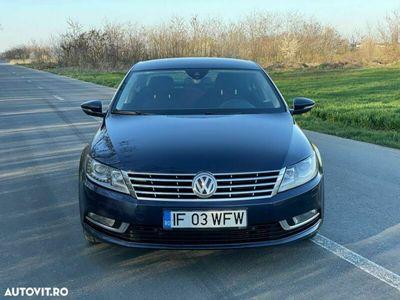 second-hand VW CC 2.0