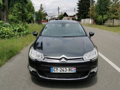 used Citroën C5 2013 impecabil 2.0 diesel - navi / jante / crom