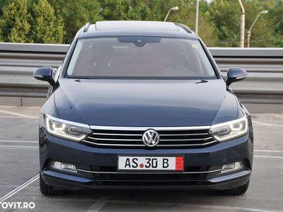 second-hand VW Passat B8