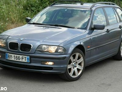 second-hand BMW 320 E46 d Touring - an 2001, 2.0 D (Diesel)