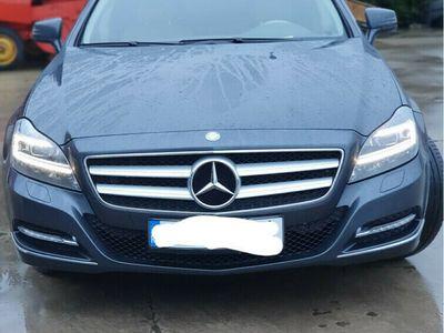second-hand Mercedes CLS250