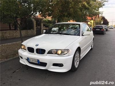 second-hand BMW 320 CD White M Packet Acte Valabile 2020