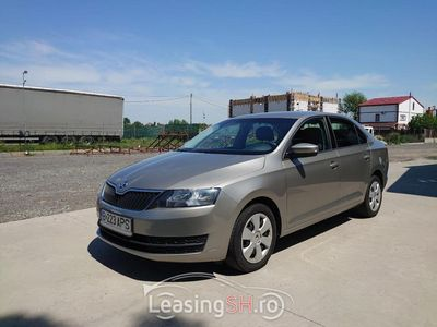 second-hand Skoda Rapid din 2016