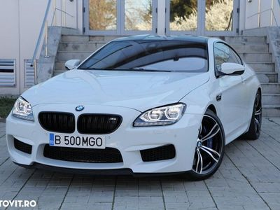 second-hand BMW M6
