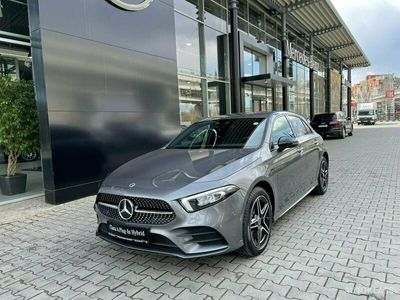 second-hand Mercedes A250 e