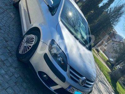 second-hand VW Golf V plus