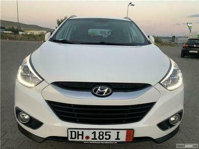second-hand Hyundai ix35 1.6