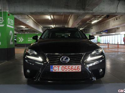 second-hand Lexus IS300h 2015