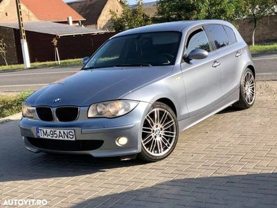 second-hand BMW 118 d Euro 4 Model 2006
