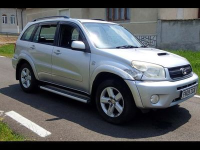second-hand Toyota RAV4 - 4x4