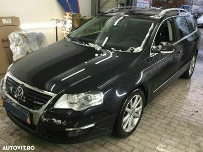 second-hand VW Passat 2.0tdi 150cp 2016 bluemotion euro 6