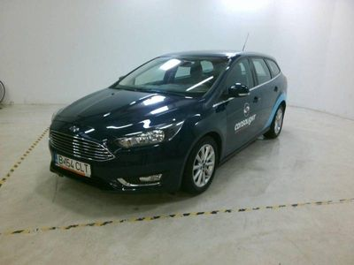 second-hand Ford Focus Turnier 1.5 TDCi 120CP Titanium