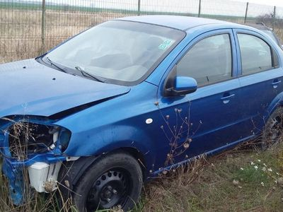 second-hand Chevrolet Aveo 1.4i An 2008 Inmatriculat