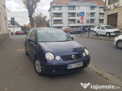 second-hand VW Polo 1.4 2004