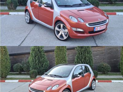 second-hand Smart ForFour 1.5 dci recent adusa Germania