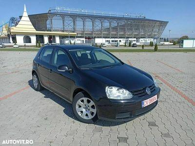 second-hand VW Golf 1.9