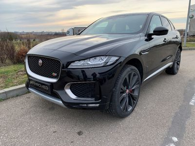 second-hand Jaguar F-Pace 3.0 V6 DIESEL FIRST EDITION