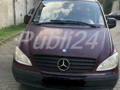 second-hand Mercedes Vito 111 CDI * an 2009 * 2.2 CDI * 8+1 Locuri