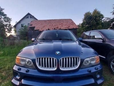 second-hand BMW X5 3.0d facelift manual 6+1