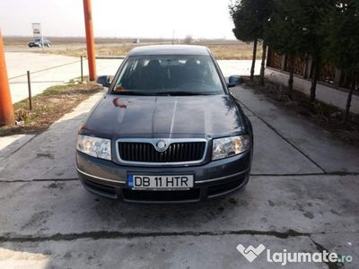 second-hand Skoda Superb I 2008 2.0 TDI euro 4