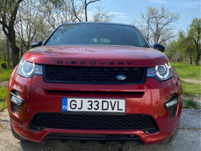 second-hand Land Rover Discovery Sport HSE Luxury