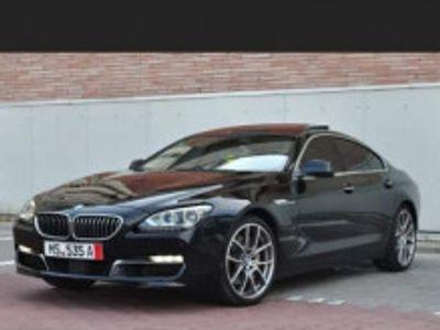 second-hand BMW 640 d Gran Coupe An 2013