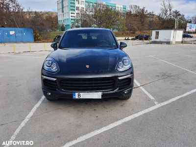 second-hand Porsche Cayenne 3.6