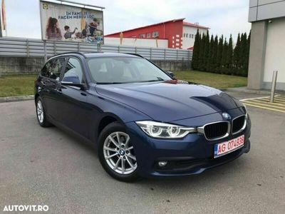 second-hand BMW 318 Seria 3 d